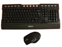 TSCO TKM-7200W Wireless Keyboard and Mouse